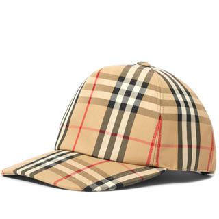 BURBERRY - Burberry  trucker cap