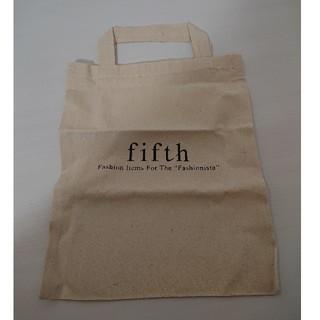 フィフス(fifth)のフィフス トートバッグ(トートバッグ)
