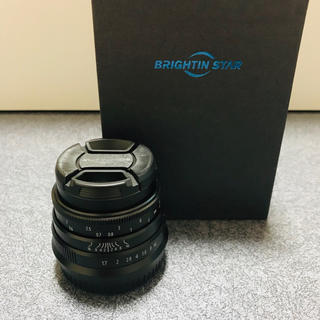 brightin ster 35mm f1.7 Xマウント(レンズ(単焦点))