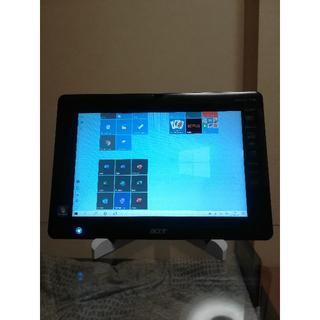 エイサー(Acer)の[中古品]Acer ICONIA W500p1 windows10 pro(タブレット)