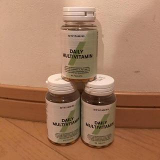 マイプロテイン(MYPROTEIN)のマイプロテイン マルチビタミン 180錠(ビタミン)