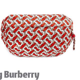 バーバリー(BURBERRY)のburberry バーバリー ウエストバッグ リカルドティッシ 新品 定価7万円(ウエストポーチ)