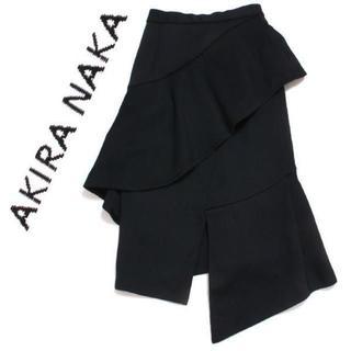 ユナイテッドアローズ(UNITED ARROWS)の別注AKIRA NAKA ユナイテッドアローズ ニットドレープスカート(その他)