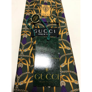Gucci - 新品グッチ ネクタイ