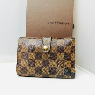 LOUIS VUITTON - LOUIS  VUITTON  ルイヴィトン ポルトフォイユヴィエノワ 財布