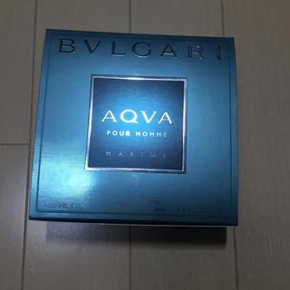 ブルガリ(BVLGARI)のブルガリ AQUA 箱のみ(その他)