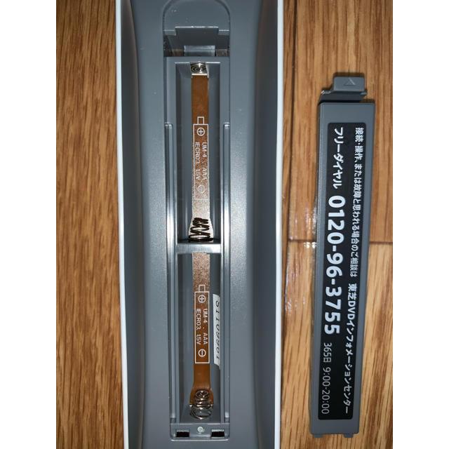 東芝(トウシバ)の東芝 BDレコーダー SE-R0381 スマホ/家電/カメラのテレビ/映像機器(その他)の商品写真