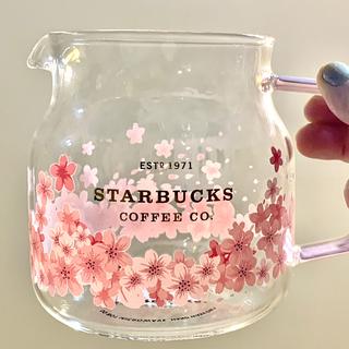 Starbucks Coffee - 私が明日起きるまでのタイムセール!ガラスポット 台湾 スターバックス