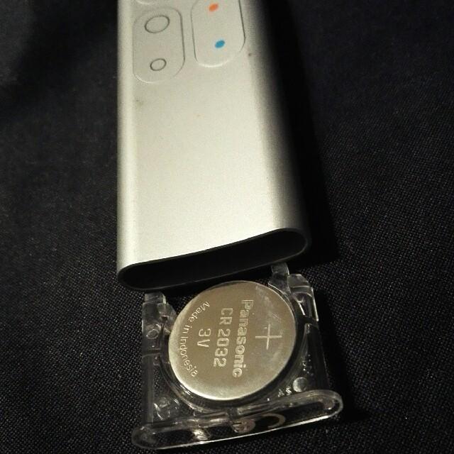 Dyson(ダイソン)のダイソン リモコン スマホ/家電/カメラの冷暖房/空調(ファンヒーター)の商品写真