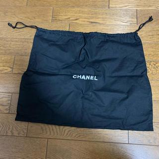 CHANEL - シャネル 巾着布袋 大
