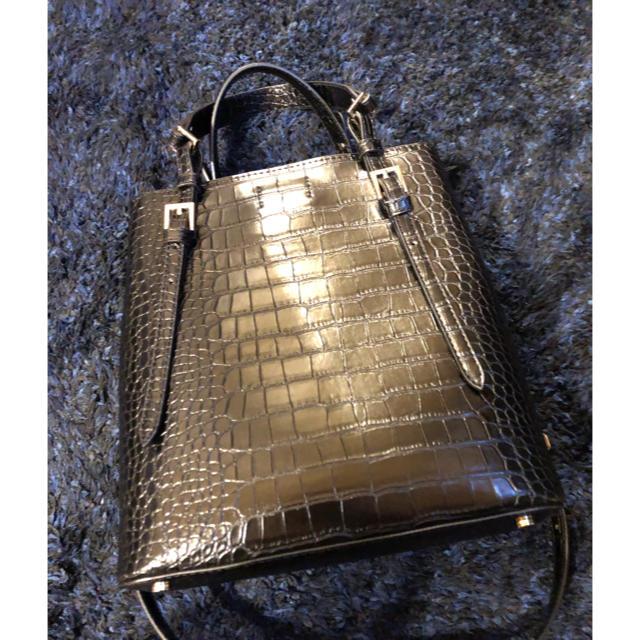ZARA(ザラ)のZARA アニマル柄バッグ レディースのバッグ(ハンドバッグ)の商品写真