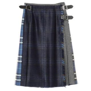 オニール(O'NEILL)のO'NEIL of DUBLIN  パッチワークキルトスカート71(ロングスカート)