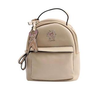 Disney - ディズニー 台湾限定 バンビのリュック ショルダーバッグ 2種
