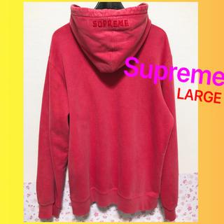 Supreme - Supreme シュプリーム パーカー Lサイズ