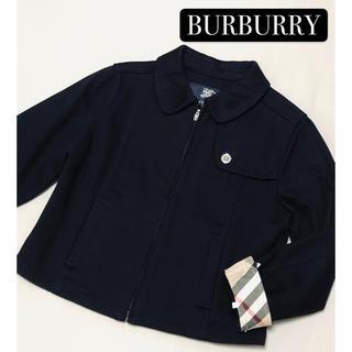 BURBERRY - バーバリー BURBURRY ジャケット 美品 120
