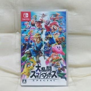 Nintendo Switch - スマッシュブラザーズ switch