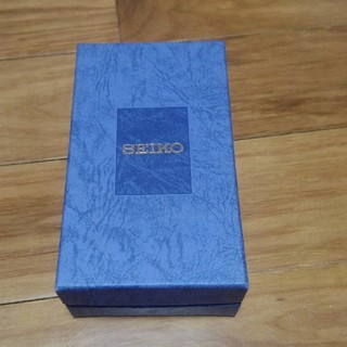 セイコー(SEIKO)のSEIKO 空箱(その他)