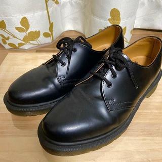 ドクターマーチン(Dr.Martens)のドクターマーチン ブラック 3ホール UK6 1461 MONO(ブーツ)