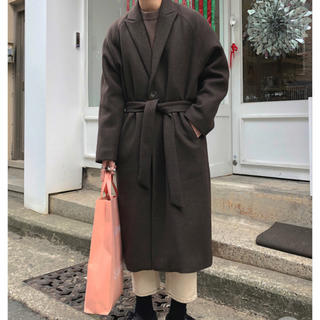 HARE - [Look&Fit] Personal Overfit Coat 韓国