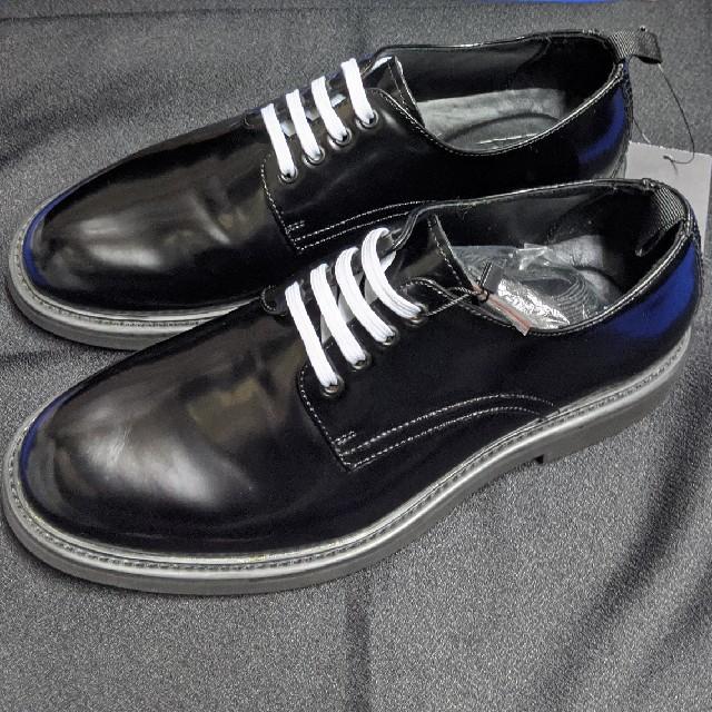 ZARA(ザラ)の新品ZARAドレスシューズ メンズの靴/シューズ(ドレス/ビジネス)の商品写真