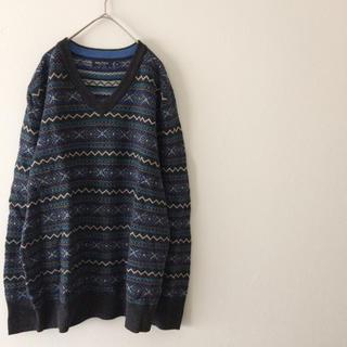 ノーティカ(NAUTICA)のノーティカ vintage Knit 菅田将暉 (ニット/セーター)