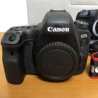 Canon - Canon EOS 6D Mark II ボディ