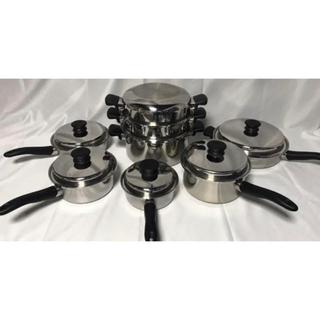 アムウェイ(Amway)の✨現行型✨ アムウェイ クィーン21ピースセット(調理機器)