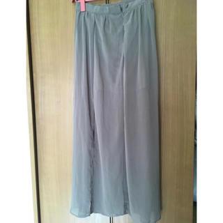 フォーエバートゥエンティーワン(FOREVER 21)のb30 forever21 スカート(ロングスカート)