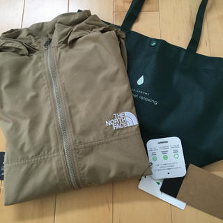 THE NORTH FACE - 新品タグ付き!THE NORTH FACE コンパクトジャケット 150
