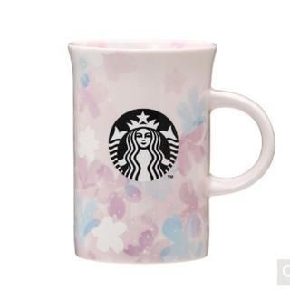 Starbucks Coffee - スターバックス さくら マグルーセント 355ml