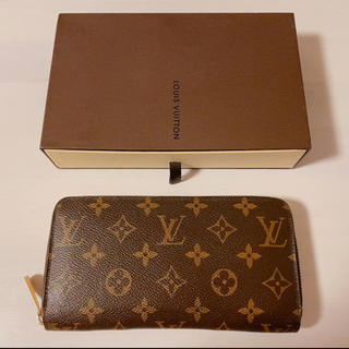 LOUIS VUITTON - LOUIS VUITTON ジッピーウォレット