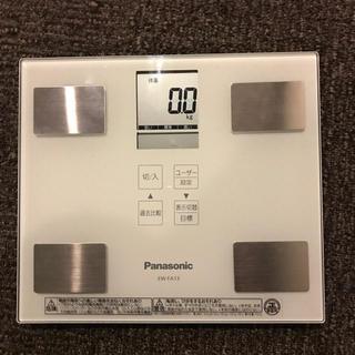 パナソニック(Panasonic)のPanasonic ヘルスメーター(体重計/体脂肪計)