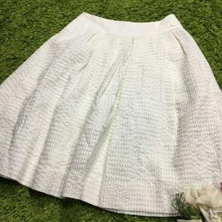 FOXEY - フォクシー 春向けレディボリューミースカート