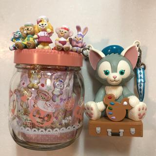 Disney - ディズニー ダッフィー    瓶 ラテ ジェラトーニ