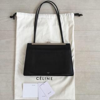 celine -  CELINE クラスプ ミディアム フィービー バッグ