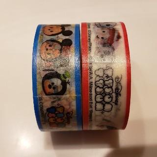 Disney - ディズニーツムツム マスキングテープ2巻き