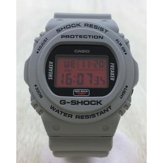 ジーショック(G-SHOCK)の送料無料★新品★DW-5700SF-1JR G-SHOCK  セール中⭐︎(腕時計(デジタル))