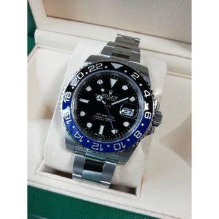 ROLEX - ROLEX GMT Master Ⅱ 116710BLNR