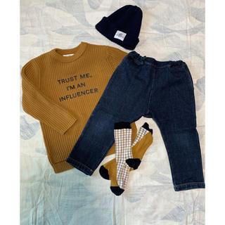 キャラメルベビー&チャイルド(Caramel baby&child )のZARA セーター tinycottons   mini rodini 好きにも(ニット)