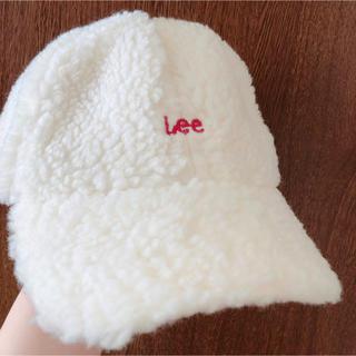 snidel - スナイデル Lee コラボキャップ 帽子