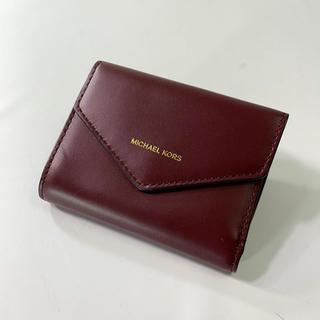 Michael Kors - 美品♡マイケルコース コンパクト カードウォレット 折り財布