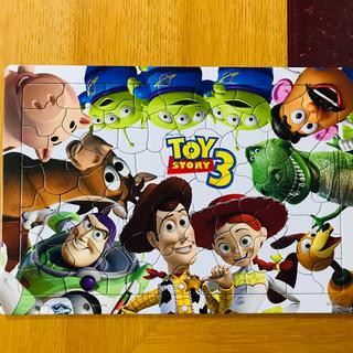 トイストーリー(トイ・ストーリー)のパズル  トイストーリー80ピース(知育玩具)