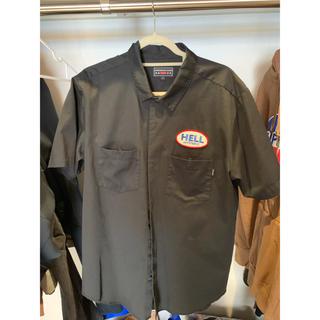 Supreme - Supreme HYSTERIC GLAMOUR Work Shirt