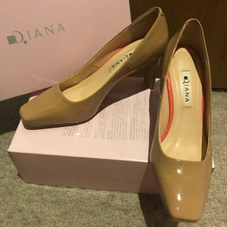 DIANA - 新品未使用 ダイアナ DIANA パンプス