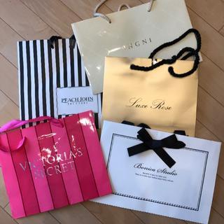 ヴィクトリアズシークレット(Victoria's Secret)のビクトリアシークレット ショップ袋 まとめ売り(ショップ袋)
