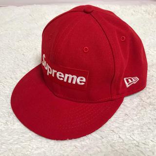 Supreme - supreme NEW ERA コラボキャップ (GORE-TEX