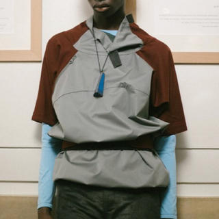ラフシモンズ(RAF SIMONS)のkiko kostadinov 00052018 OBSCURED CLOUDS(Tシャツ/カットソー(七分/長袖))