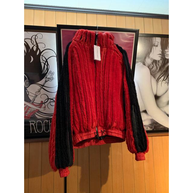 Balenciaga(バレンシアガ)のY/Project 17AW ラムレザージャケット オーダー限定品 新品タグ付 メンズのジャケット/アウター(レザージャケット)の商品写真