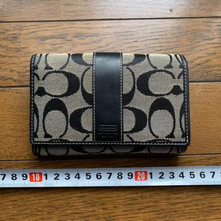 COACH - COACH折財布