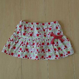 ウーヴィーベビー(Oobi BABY)のOobi-baby  ウーヴィベビー  アンダーパンツつきスカート(スカート)